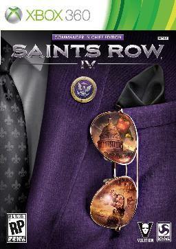 Saints Row IV Pre Order now at www.cerberusgames.com.au