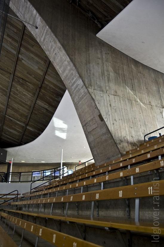 Design: Yale University's Ingalls Ice Arena
