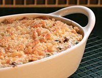 Cheddar Chicken and Rice Casserole Image © Diana Rattray