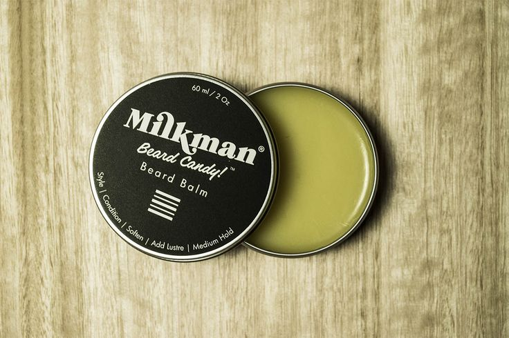 BEARD BALM - For the greatest beard balm you can't go past Milkman Grooming Co.  This is one of our best selling beard care products.