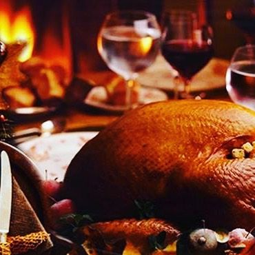 Thanksgiving Feast at Sheraton Grand Jakarta Gandaria City. #sheratonjakartagandariacityhotel #roastturkey #thanksgiving #familytime #delicious