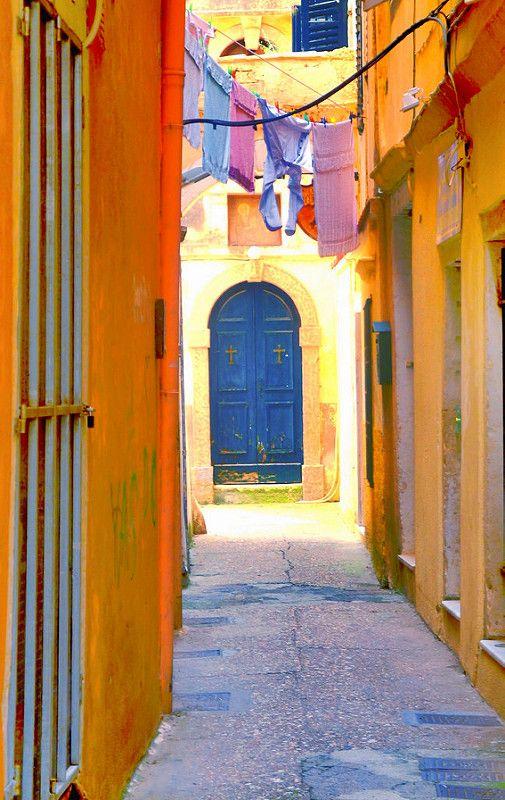Corfu Town   by originalimac
