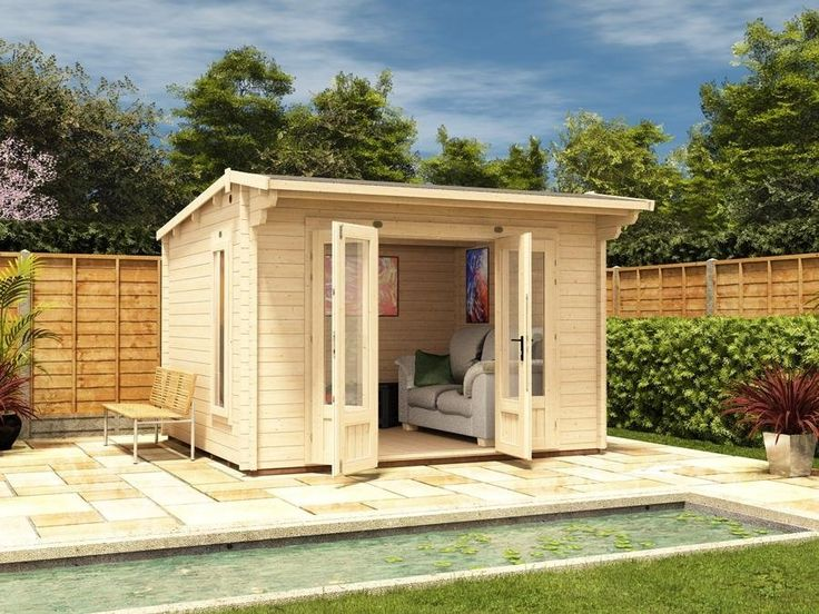 A leading Garden Buildings Company, we sell quality log cabins, climbing frames, garden offices, and sheds to bring your garden to life.
