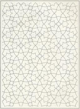 pattern in islamic art, bou 104