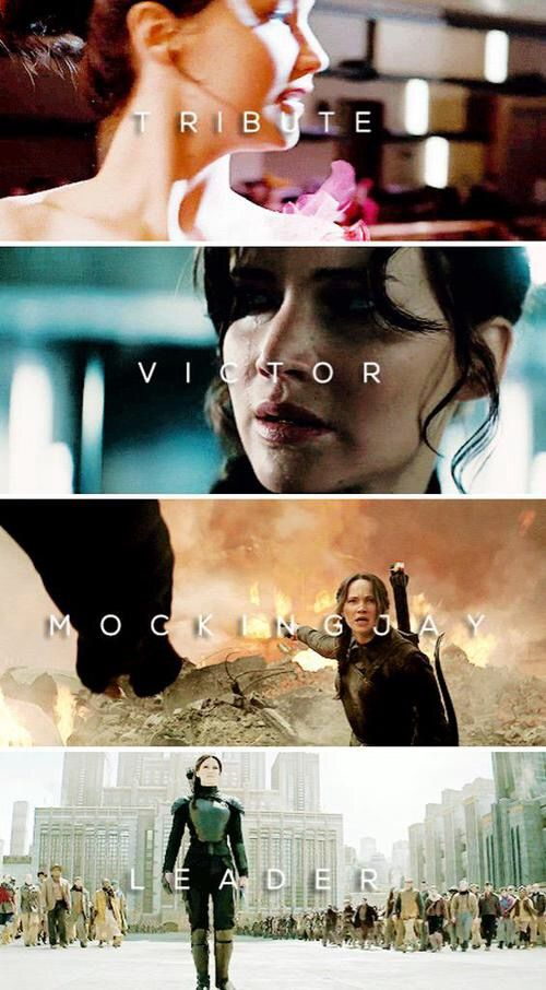 Katniss the Mockingjay