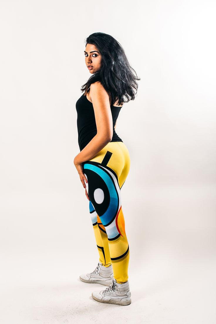 Sponge Leggings Side ----- Available for Purchase at the link below Enter code: Launchweek at checkout and get 20% off your order only at www.wtfwear.ca SKU#: LGG168