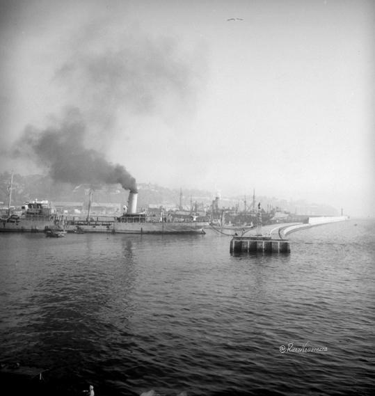 Molo en 1949