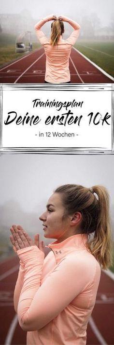 Deine ersten 10 Kilometer – 12 Wochen Trainingsplan