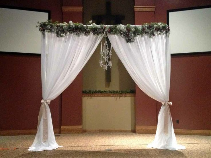 28 best images about Wedding Fabric Backdrops on Pinterest | The ...
