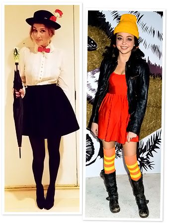 celebrity halloween costumes 2012 lauren conrad sarah hyland and more - Halloween Costume For Adults 2017