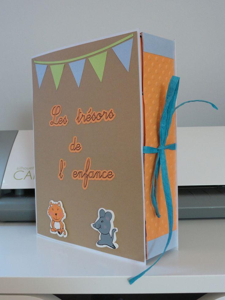 Fabulous Plus de 25 idées uniques dans la catégorie Boîtes de souvenir bébé  LH24