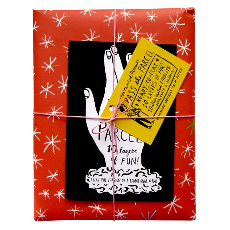 Pass the Parcel | The Printed Peanut