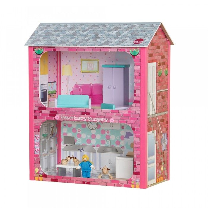 Camden Dolls House Veterinary Surgery. Available at Kids Mega Mart online Shop Australia