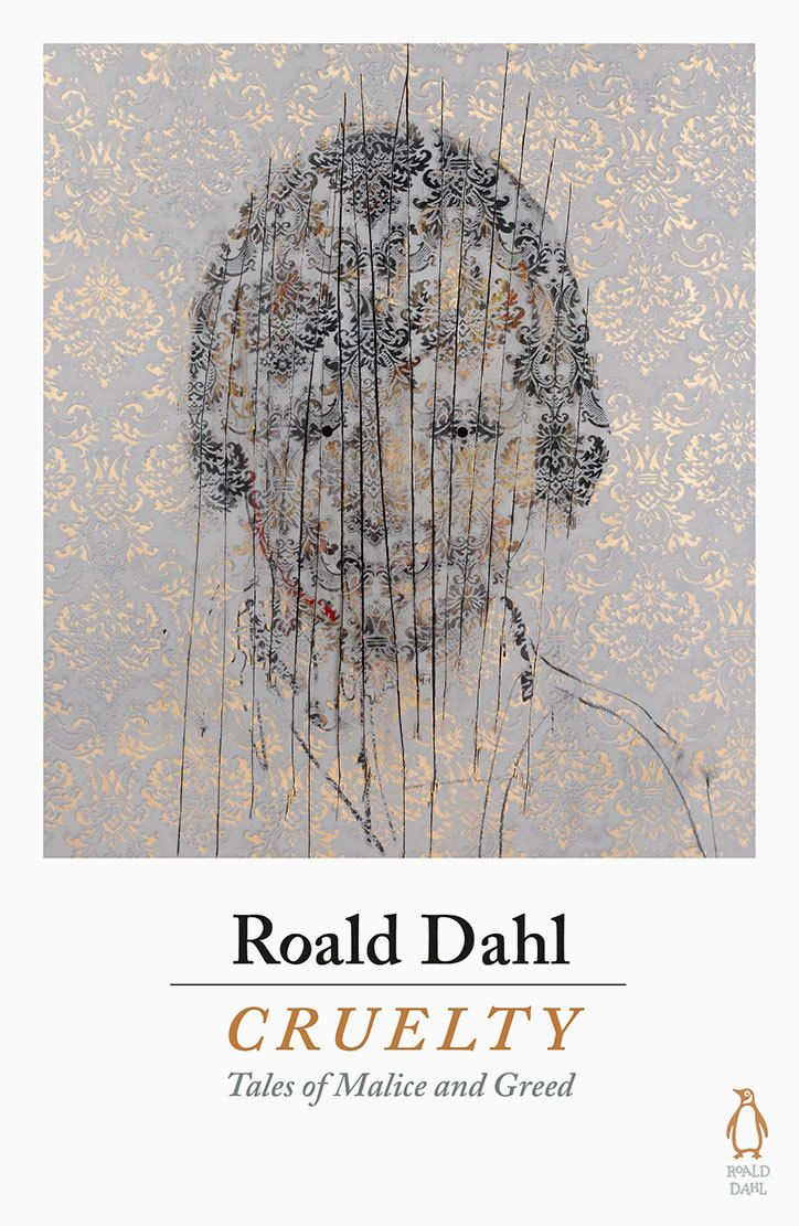 Charming Baker designs covers for Roald Dahl's collections of dark short stories.