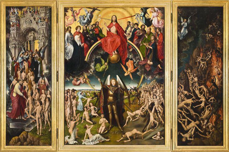 The Last Judgment (Memling) | Wikipedia | Image direct URL: https://upload.wikimedia.org/wikipedia/commons/c/c9/Das_J%C3%BCngste_Gericht_%28Memling%29.jpg