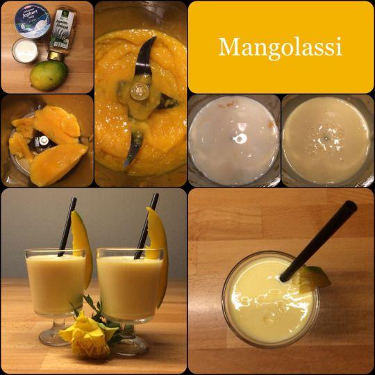 ☀️ Wunderbar erfrischend : ☀️ *** Mangolassi *** ☀️ … fruchtig-frisch... | Das Leben ist zu kurz, um schlechten Wein zu trinken! | Bloglovin'