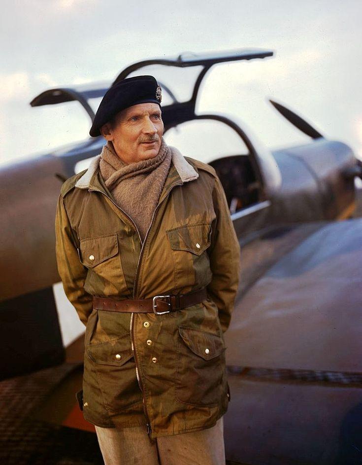 Montgomery E010786478-v8 - Bernard Montgomery, 1st Viscount Montgomery of Alamein - Wikipedia, the free encyclopedia