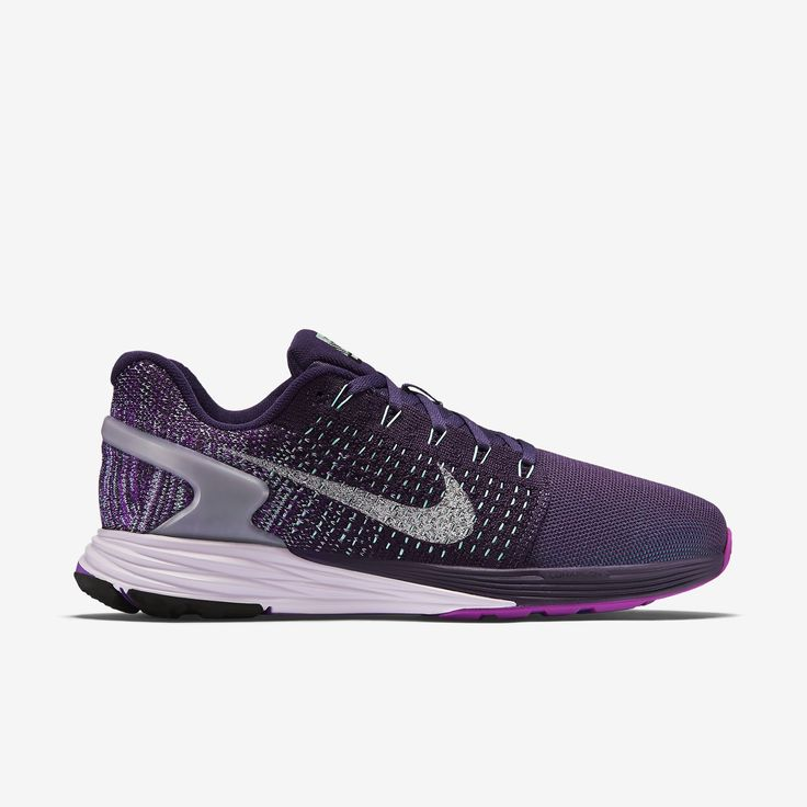 hot sale online 4760c b6670 Nike LunarGlide 7 Flash Women s Running Shoe.