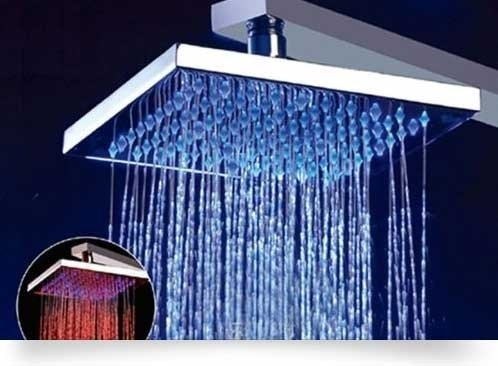 Really Cool Shower Heads