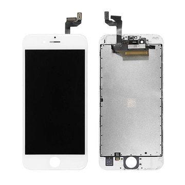 iPhone 6S LCD-Skjerm - Hvit