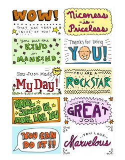 kind over matter: #26acts of Kindness, I'm in @Ann Curry :: Are you? Plus a ton of ideas, videos & printables to aid you!