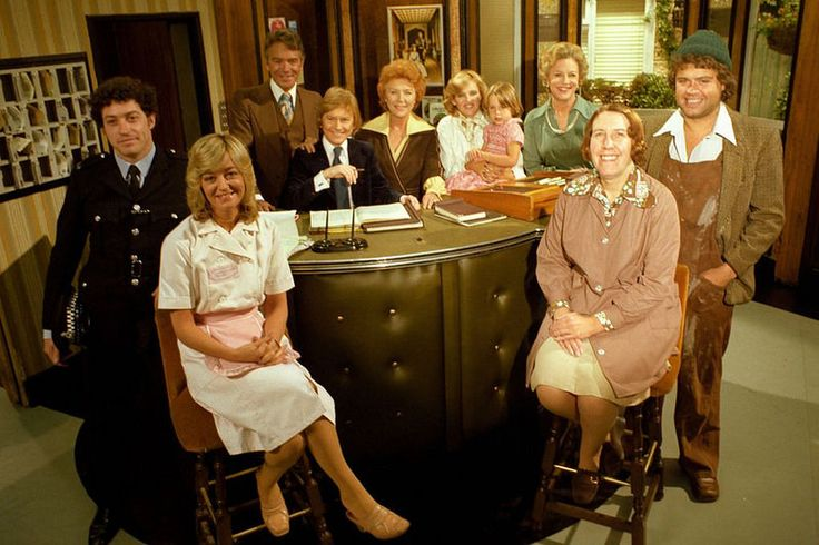TV Shows We Used To Watch - Crossroads 1964-88