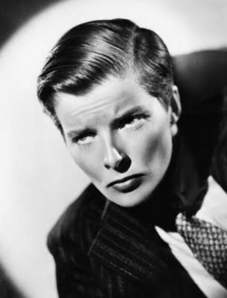 Katharine Hepburn: Drag King. Really... that's amazing. Why the fuck has it taken me so long to realize these beauty existed.