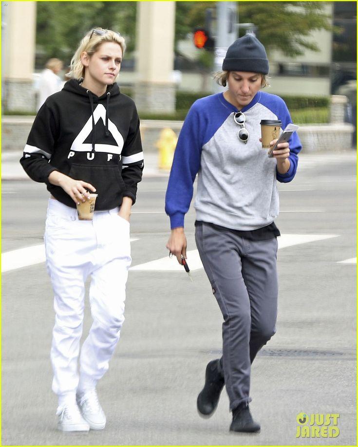 Kristen Stewart Grabs Coffee With Alicia Cargile After Soko Split