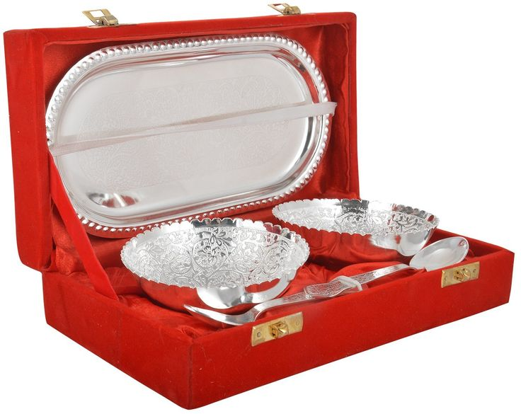 Pure Silver Gift Items For Marriage That Are Priced Below 1000