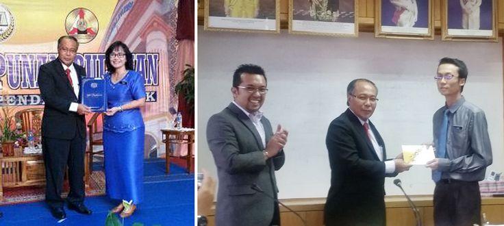 Perak View - 三德华小FROG VLE(青蛙虚拟学习模式)教学表现冠全马。