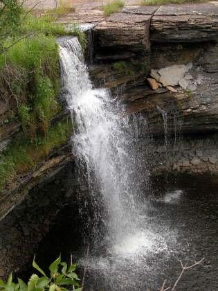High Falls, Manitoulin Island, Ontario