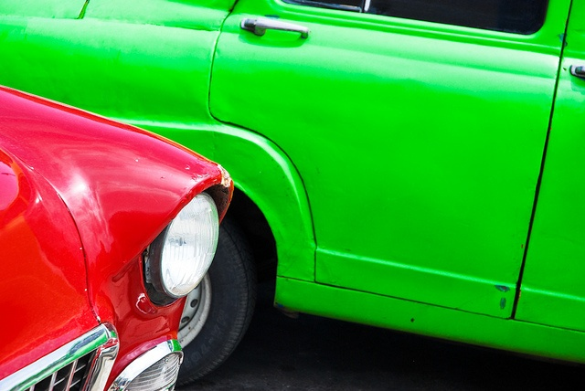 red & green cubans