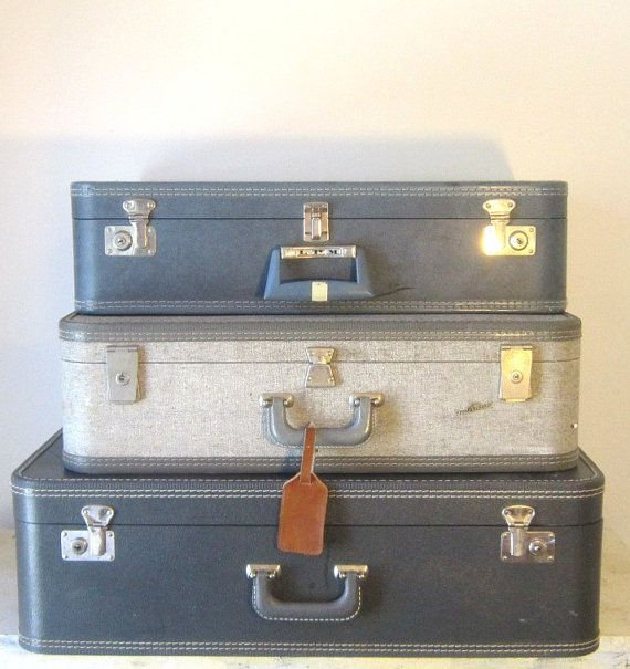 410 Best Images About Suitcases Let's Go! On Pinterest