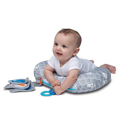 "Boppy Tummy Time Prop Pillow - Sea Explorers - Boppy - Babies ""R"" Us"