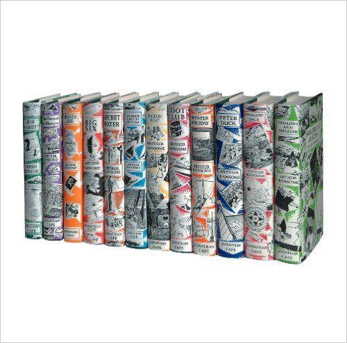 Swallows & Amazons Boxed Set: Amazon.co.uk: Books