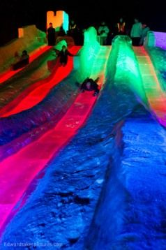 More from Ice on Whyte. This looks like fun!!!