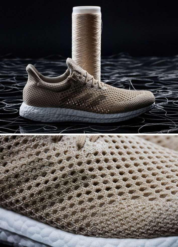 adidas lança novo tênis feito de seda da aranha sintética biodegradável stylo urbano #tenis #adidas