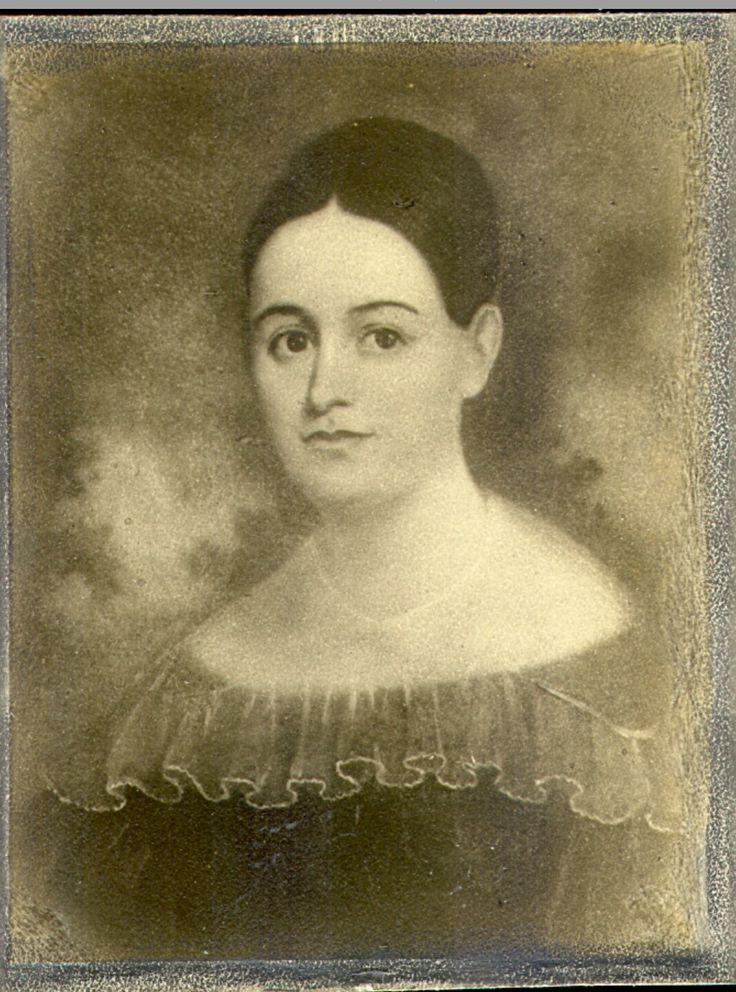 early picture of Elizabeth Patton Crockett | Family ...