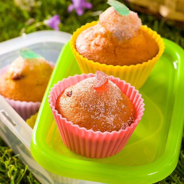 Petits cakes au citron, Lire la recette des petits cakes au citron