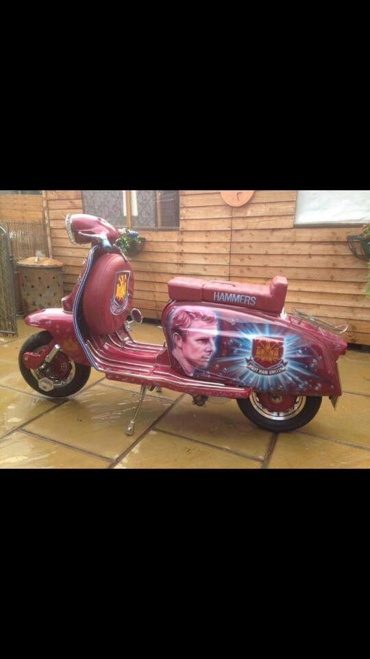 West Ham Scooter