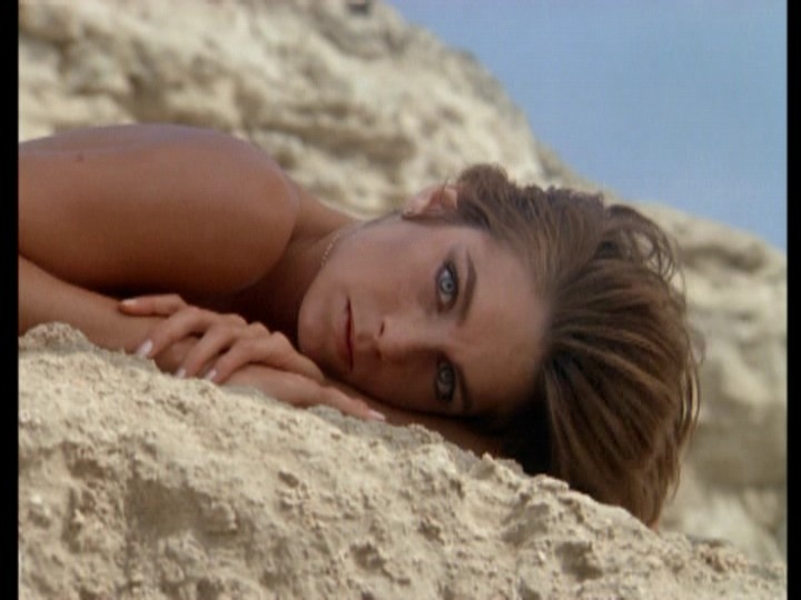 "valerie Quennessen in ""Summer Lovers"" love this movie so sad valerie died in a car crash back in the 90s r.i.p valerie"