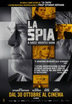 La Spia - A Most Wanted Man, dal 30 ottobre al cinema.