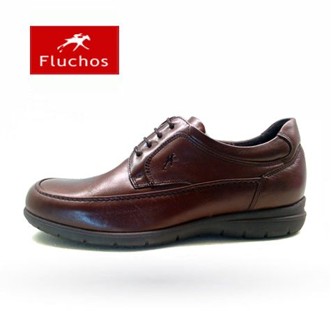 Zapatos Fluchos modelo 8498 marrón http://www.milpies.es/zapatos-fluchos-8498-marron.html