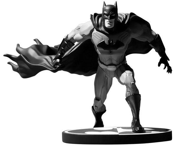 Batman NEW 52 Black & White Jim Lee Statue