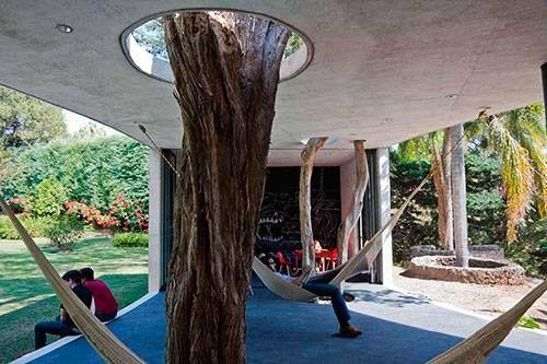 Arquitectura respetando la naturaleza | La Grande 99.3