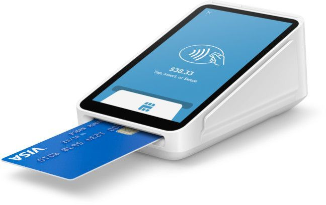 Credit Card Terminal For Processing Payments Square Terminal
