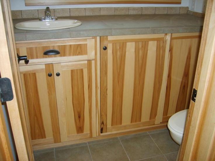 hickory bath vanity 48 inch bathroom wood