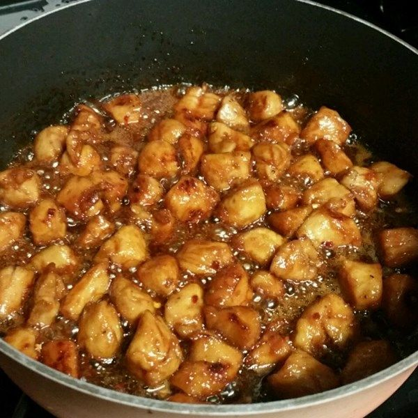 "Honey Glazed Chicken | ""This recipe is so easy and quick to fix, and it tastes good too."""