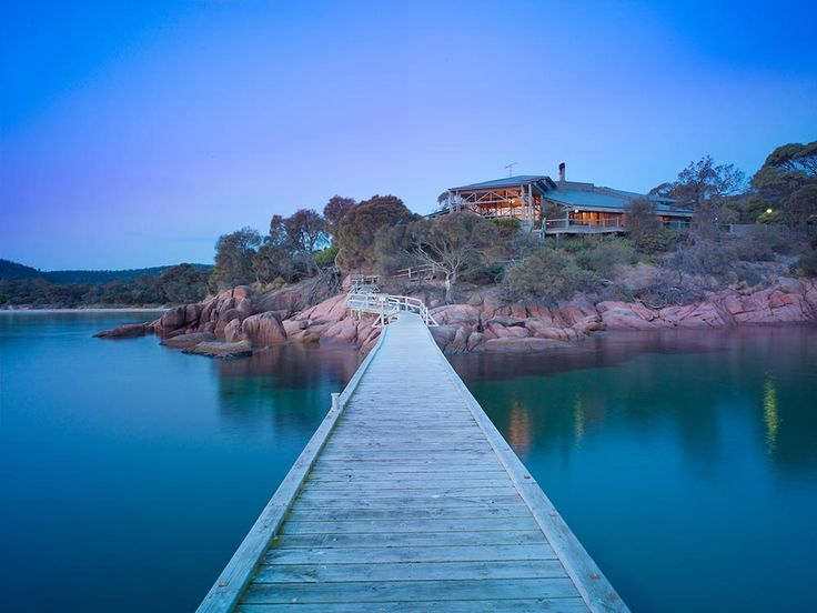 Freycinet Lodge - Tasmania