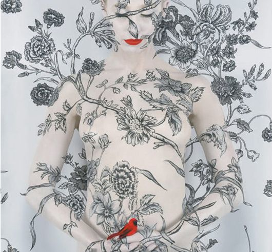If It's Hip, It's Here: Emma Hack Takes Body Art To A New Level With Her Latest Collection
